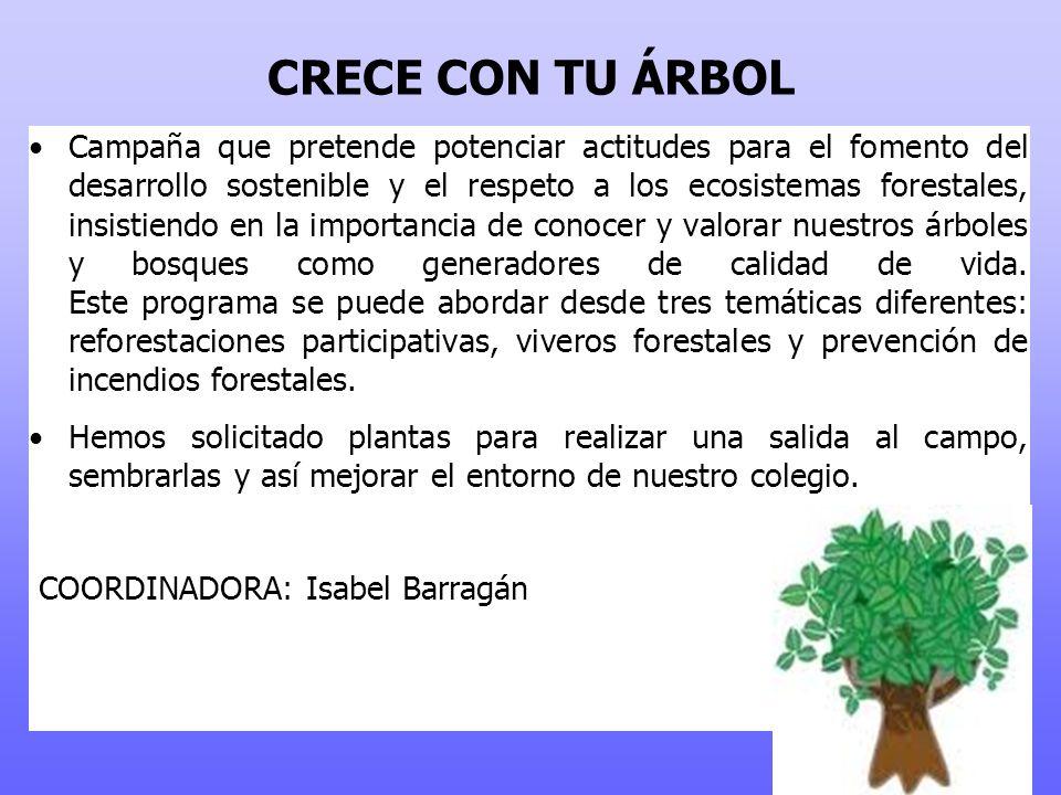 CRECE CON TU ÁRBOL