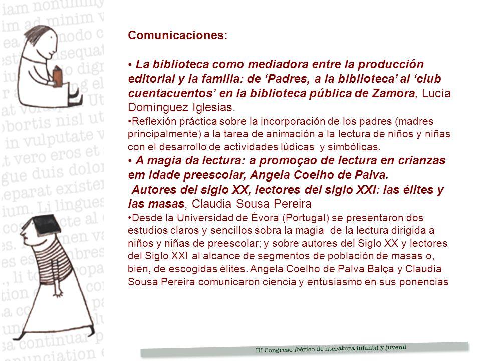 Comunicaciones: