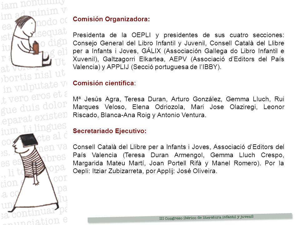 Comisión Organizadora: