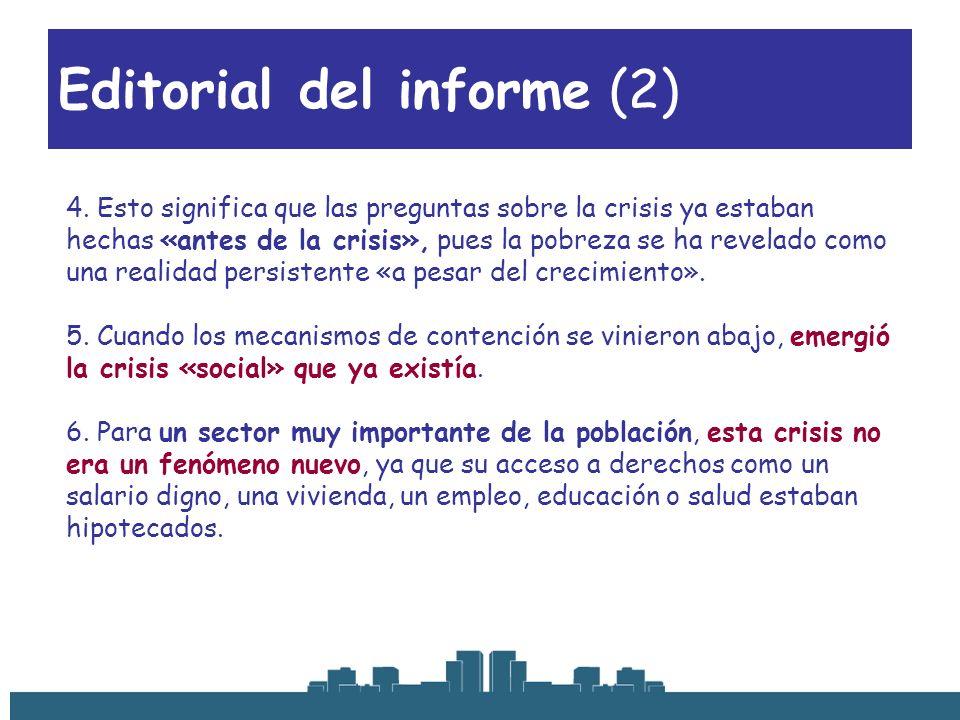 Editorial del informe (2)