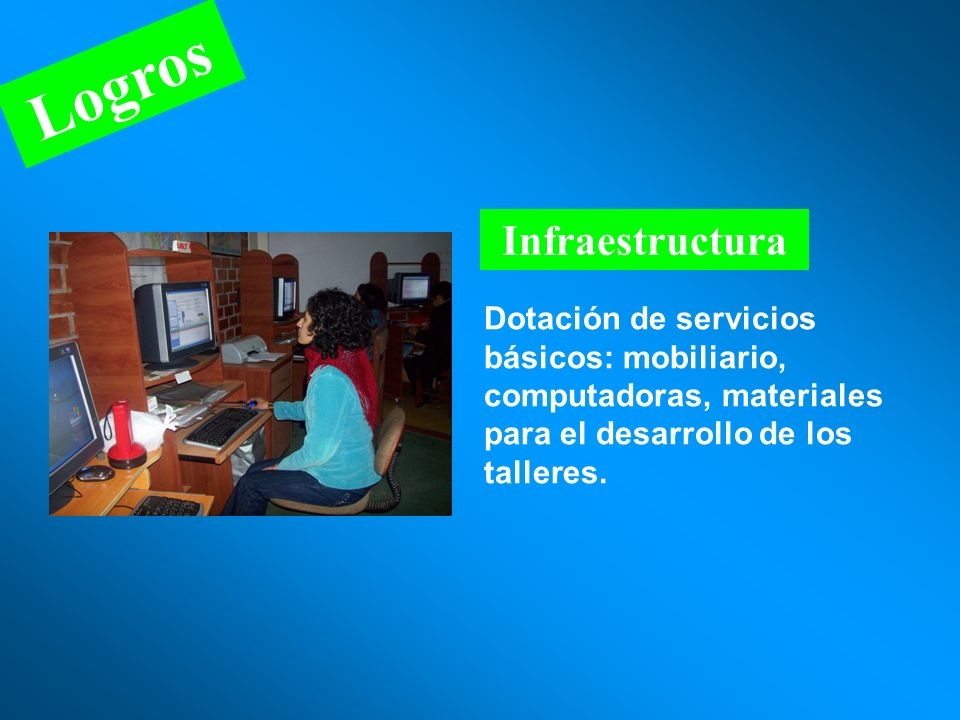 Logros Infraestructura