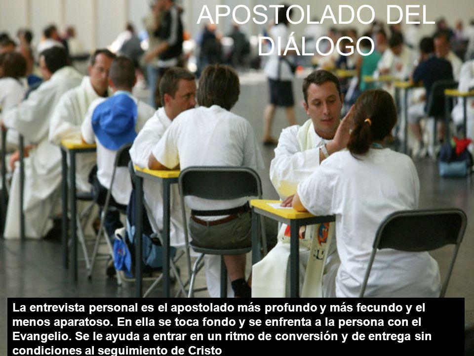 APOSTOLADO DEL DIÁLOGO