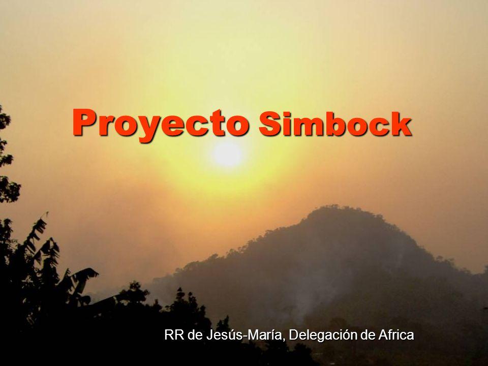 RR de Jesús-María, Delegación de Africa