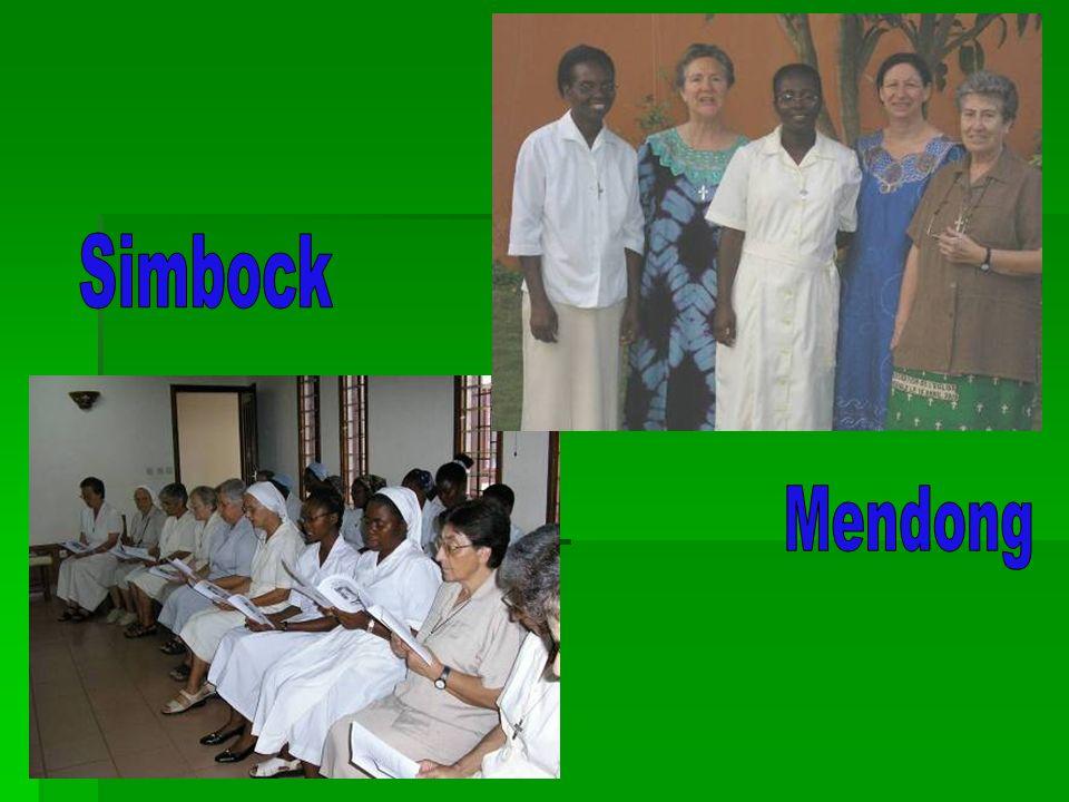 Simbock Mendong