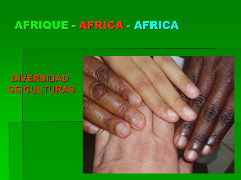 AFRIQUE - ÁFRICA - AFRICA