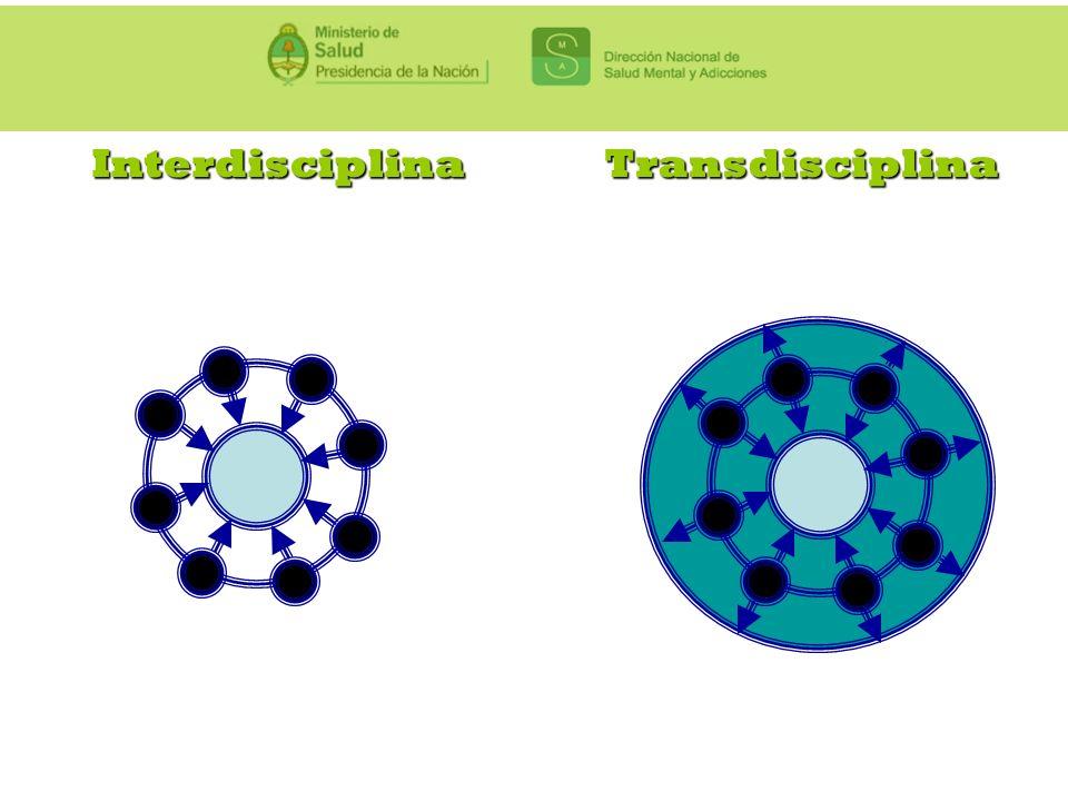 Interdisciplina Transdisciplina