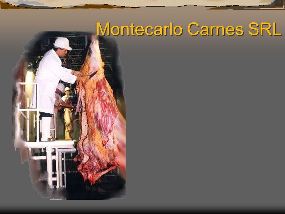 Montecarlo Carnes SRL