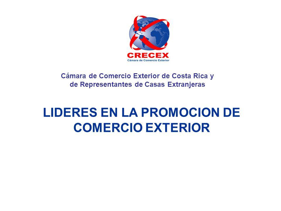 LIDERES EN LA PROMOCION DE COMERCIO EXTERIOR