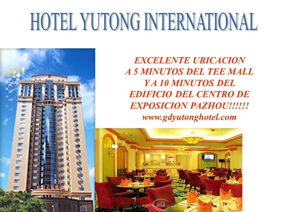 HOTEL YUTONG INTERNATIONAL