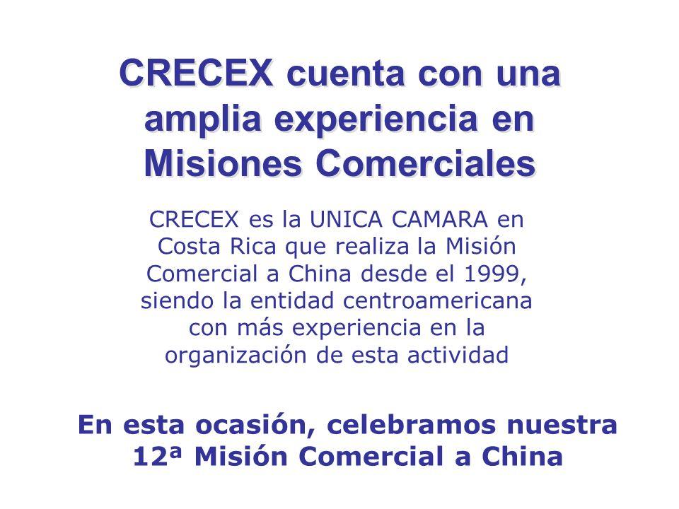 En esta ocasión, celebramos nuestra 12ª Misión Comercial a China
