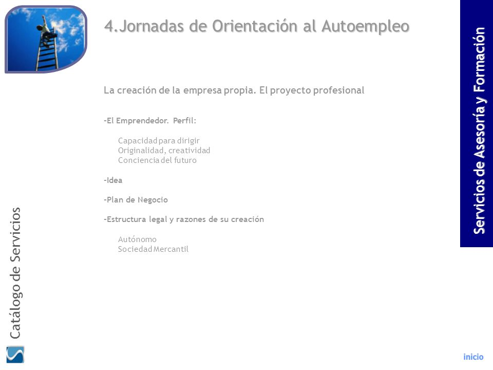 4.Jornadas de Orientación al Autoempleo