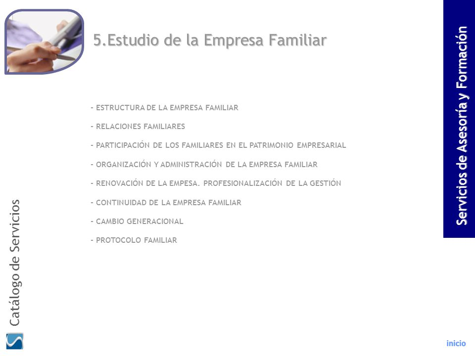 5.Estudio de la Empresa Familiar