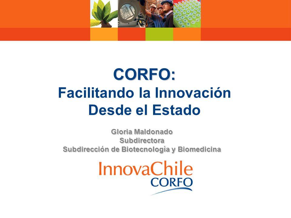 CORFO: Facilitando la Innovación Desde el Estado