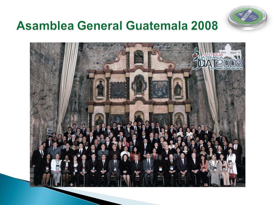 Asamblea General Guatemala 2008