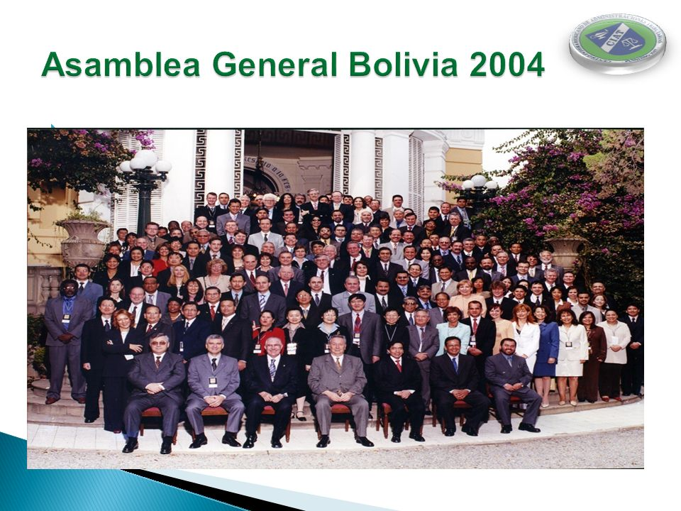 Asamblea General Bolivia 2004