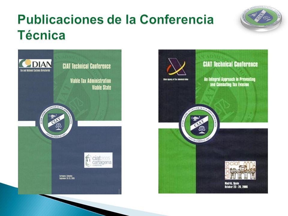 Publicaciones de la Conferencia Técnica