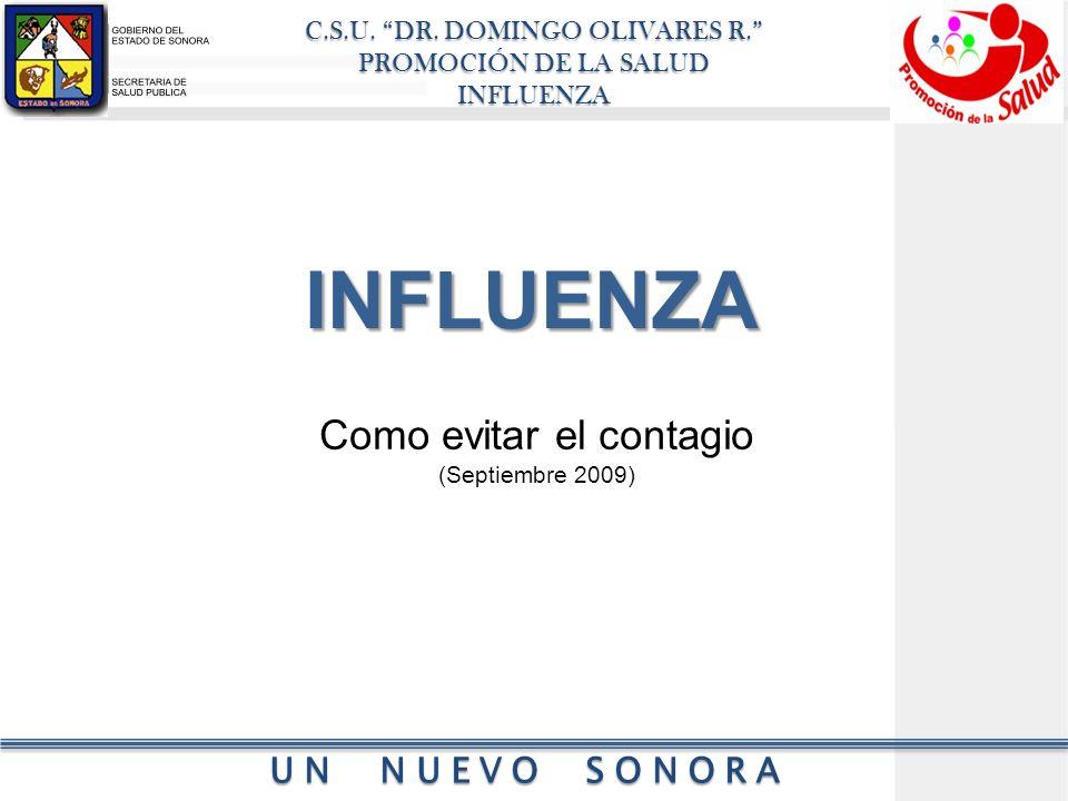 Como evitar el contagio