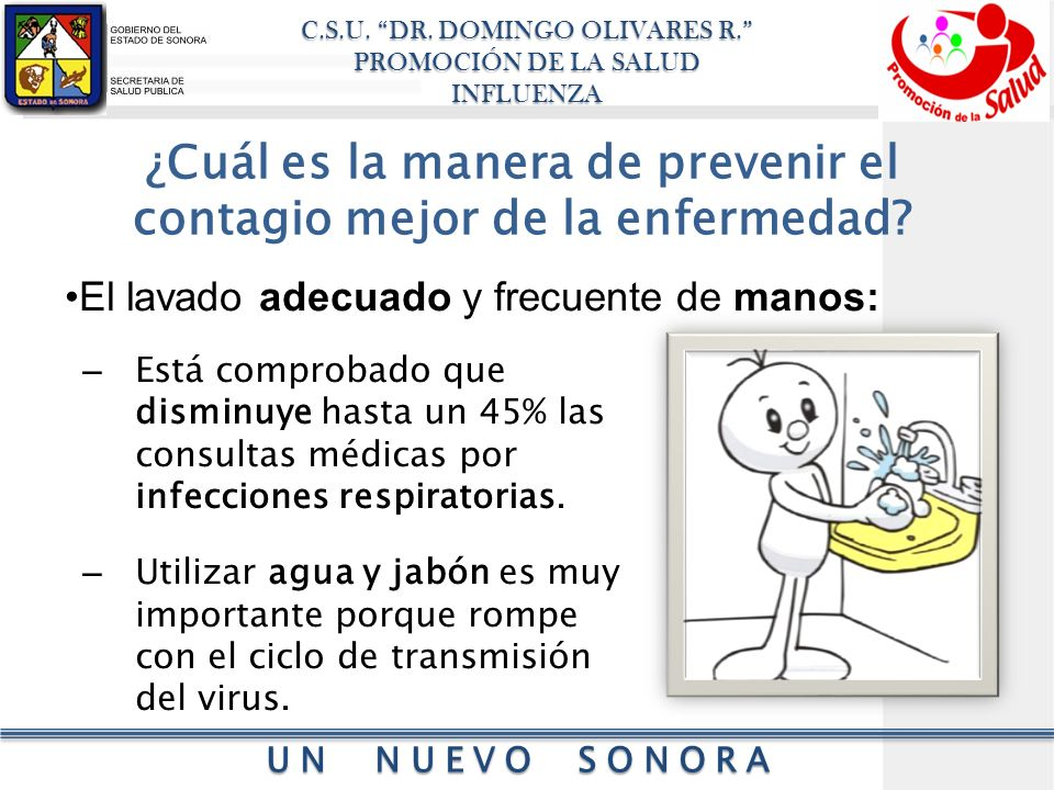 ¿Cuál es la manera de prevenir el contagio mejor de la enfermedad