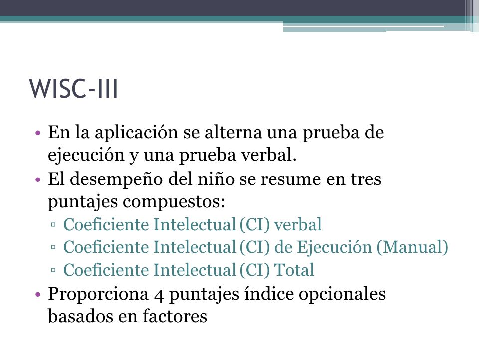 manual wisc iii descargar pdf