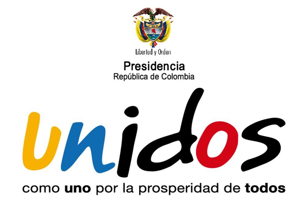 Pobreza en Colombia si tuviera el Gini de otros países de AL