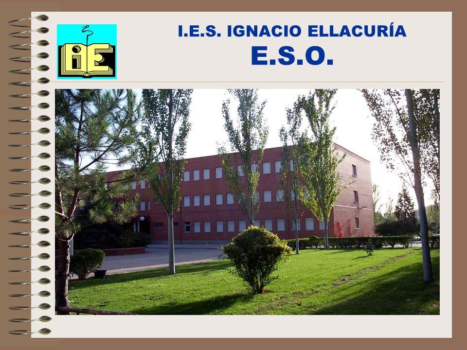 I.E.S. IGNACIO ELLACURÍA E.S.O.
