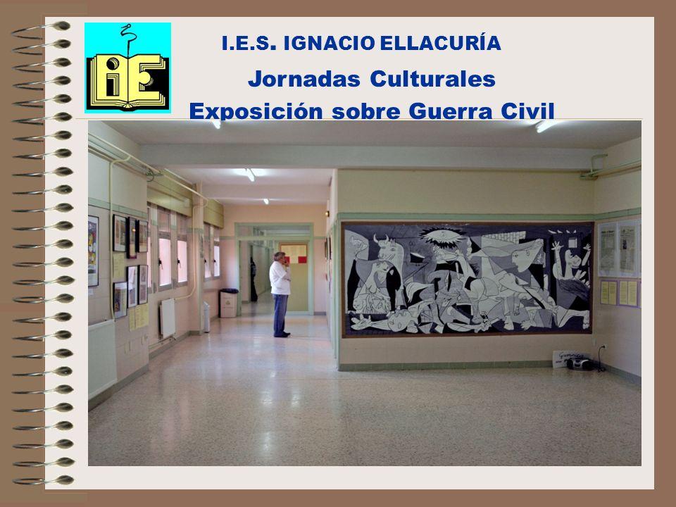 Exposición sobre Guerra Civil