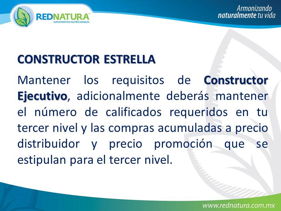 CONSTRUCTOR ESTRELLA