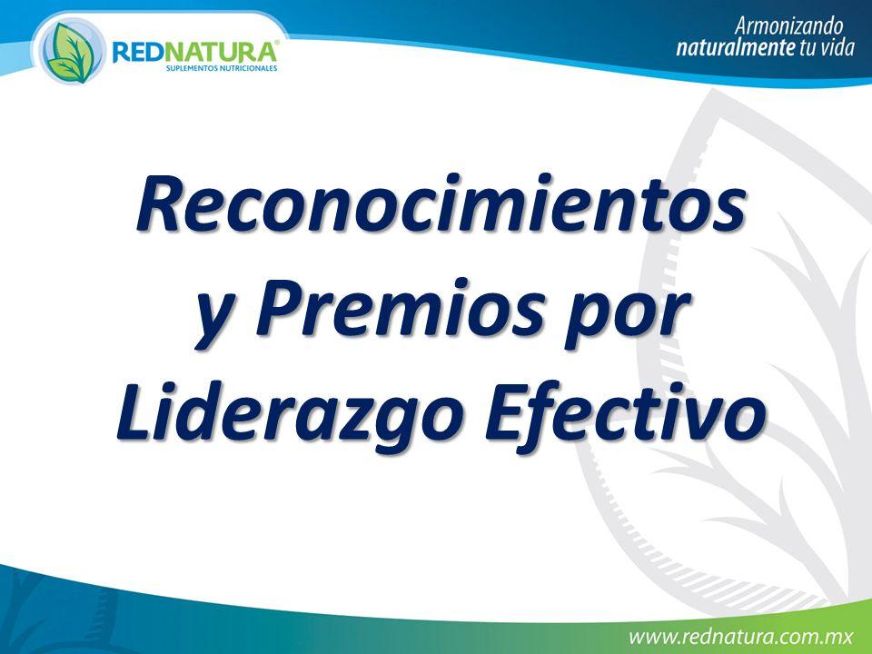 Reconocimientos y Premios por Liderazgo Efectivo