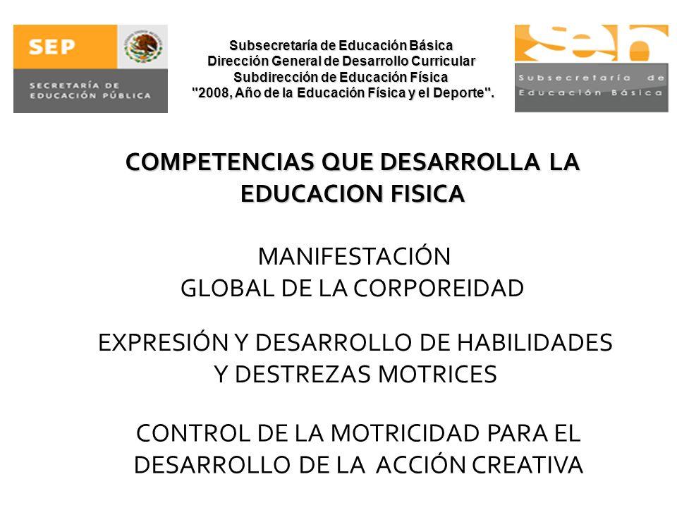 COMPETENCIAS QUE DESARROLLA LA EDUCACION FISICA