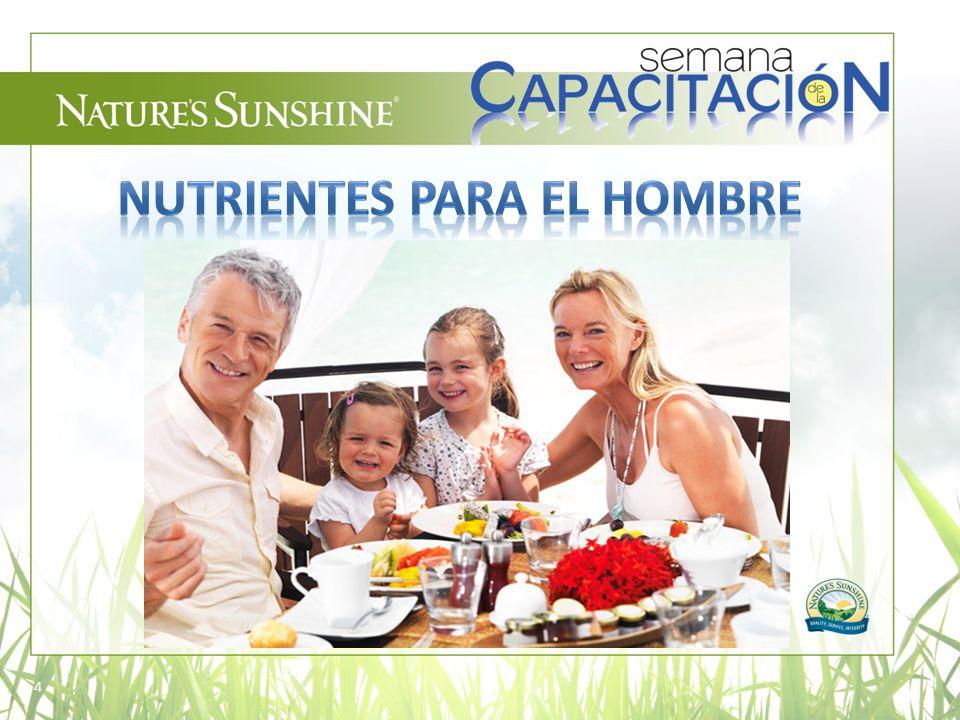 NUTRIENTES PARA EL HOMBRE