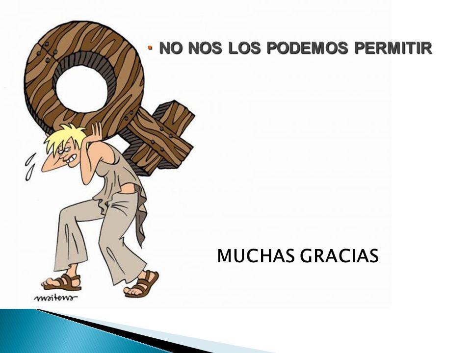 NO NOS LOS PODEMOS PERMITIR