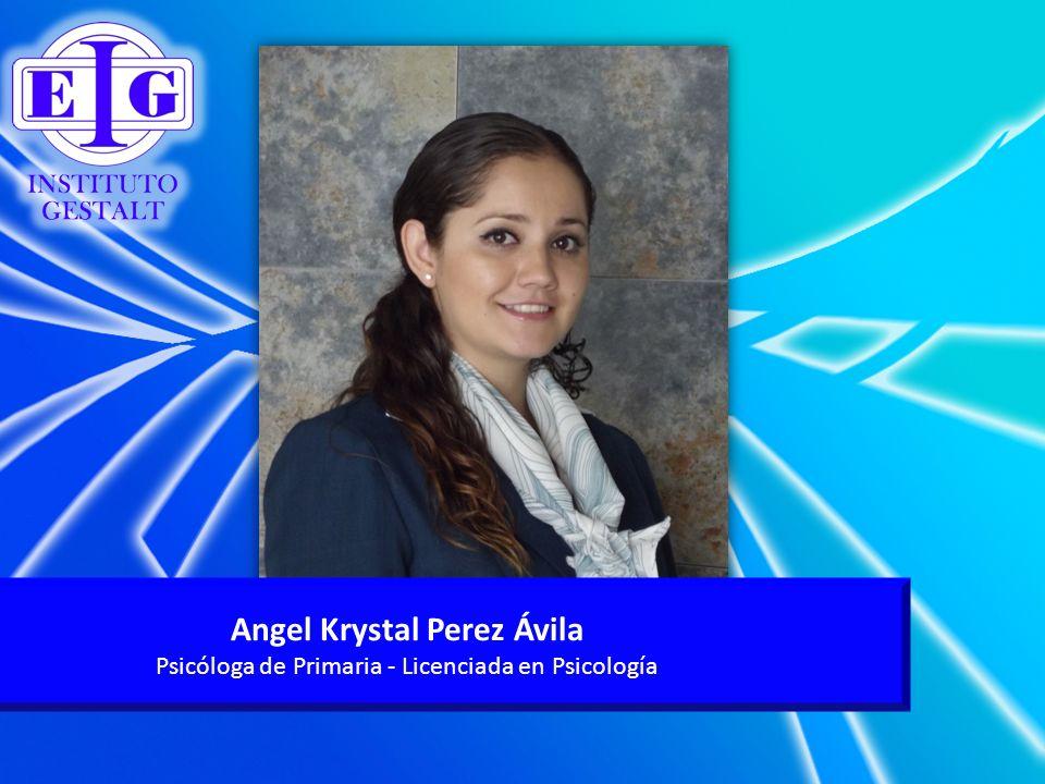 Angel Krystal Perez Ávila