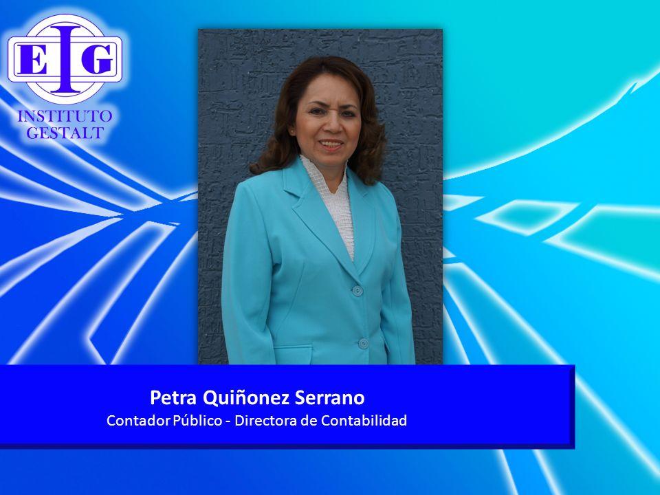 Petra Quiñonez Serrano