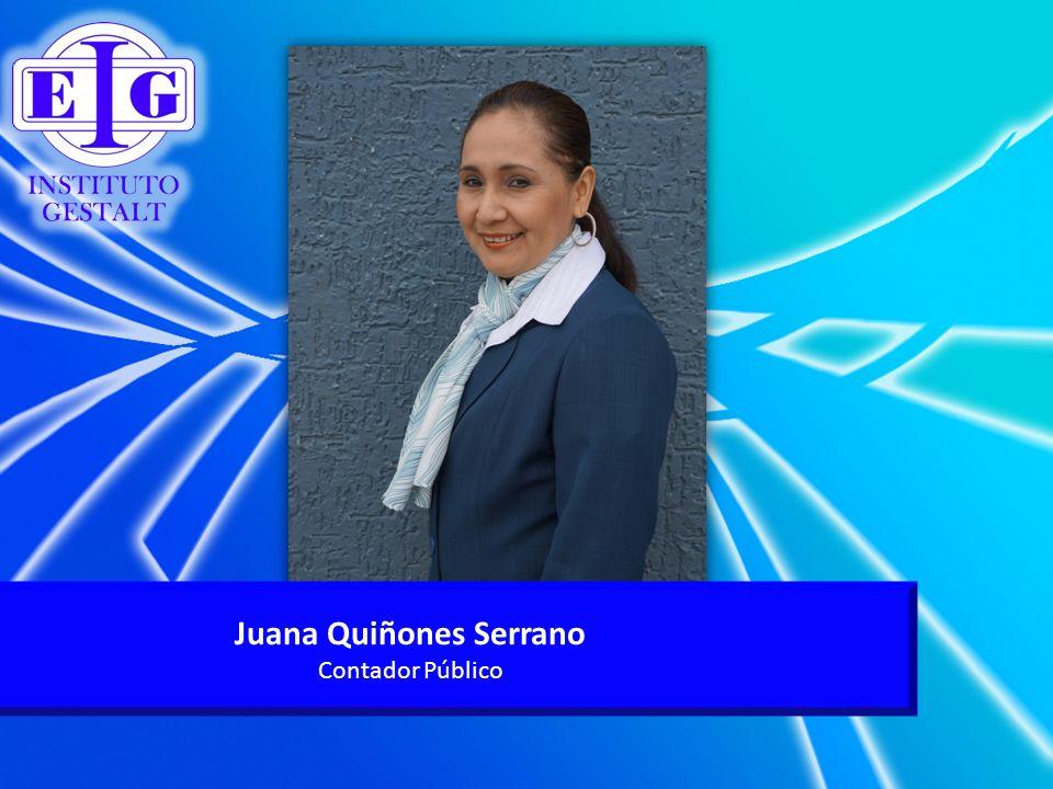 Juana Quiñones Serrano