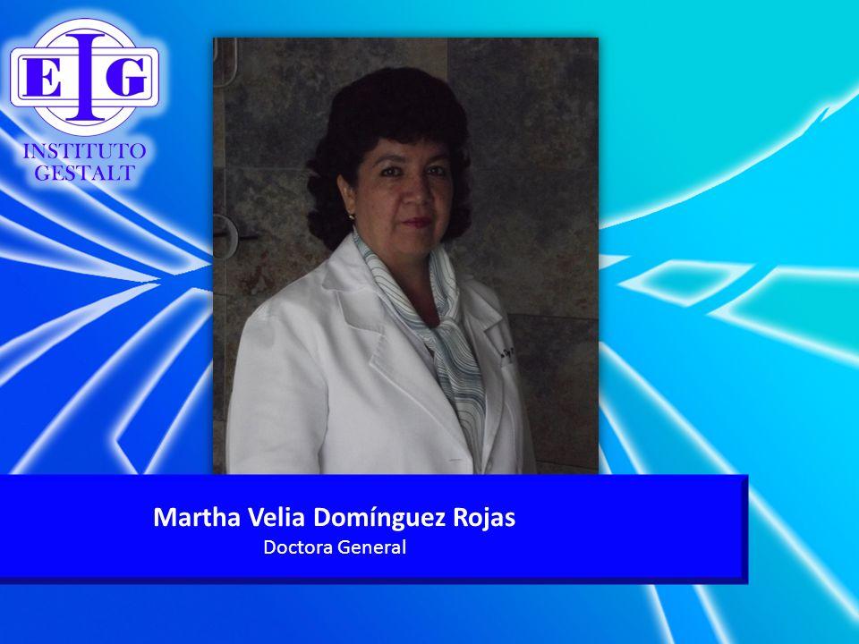 Martha Velia Domínguez Rojas