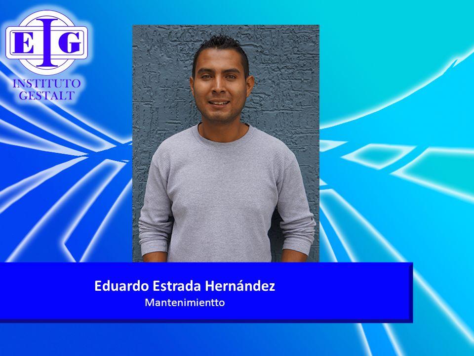 Eduardo Estrada Hernández
