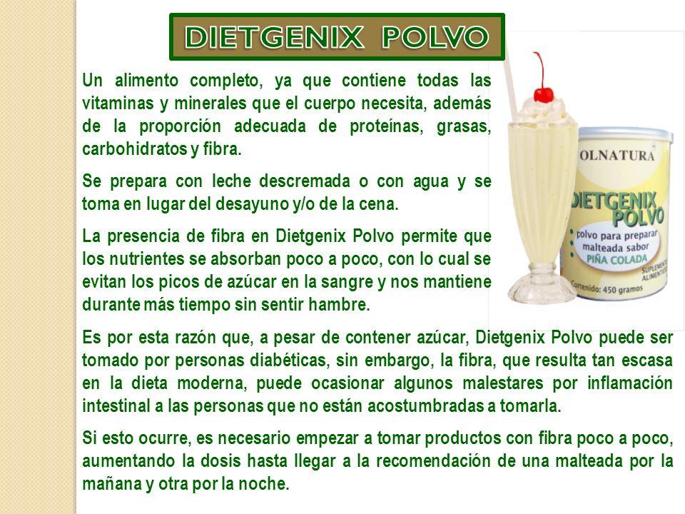 DIETGENIX POLVO