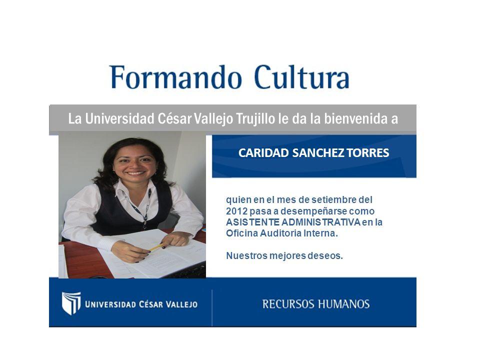 CARIDAD SANCHEZ TORRES