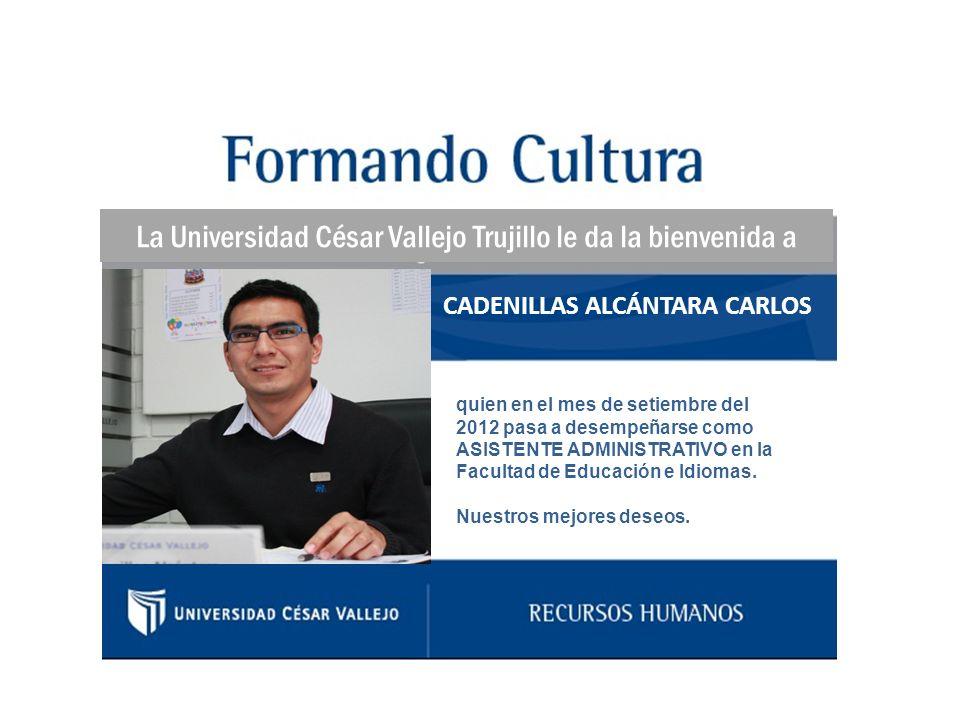 CADENILLAS ALCÁNTARA CARLOS