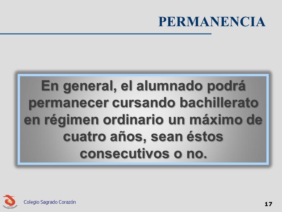 PERMANENCIA
