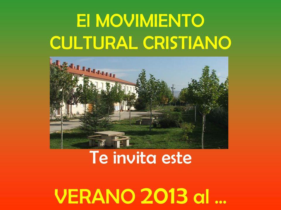 El MOVIMIENTO CULTURAL CRISTIANO