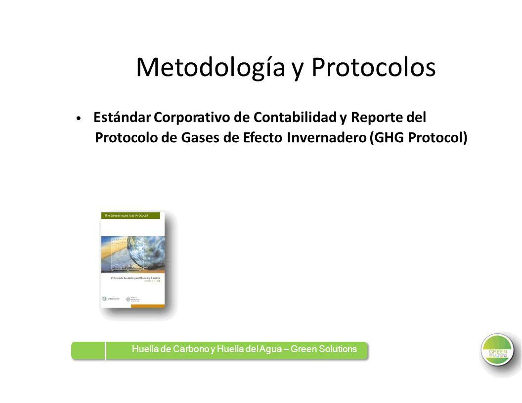 Metodología y Protocolos