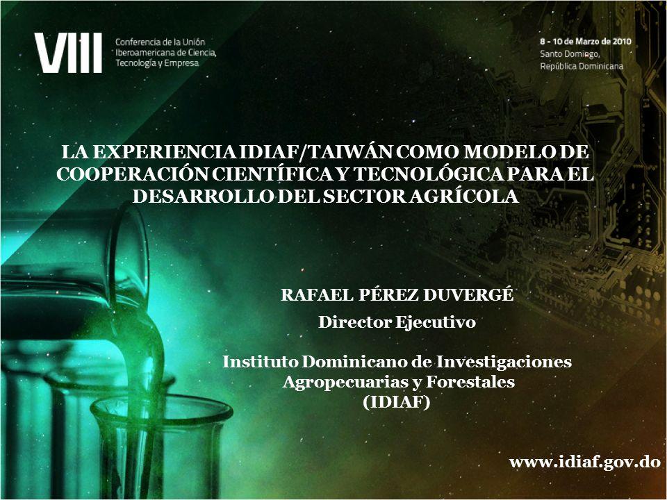 Instituto Dominicano de Investigaciones Agropecuarias y Forestales