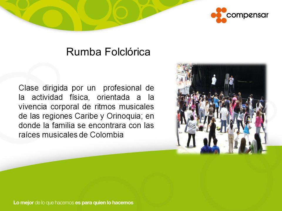 Rumba Folclórica