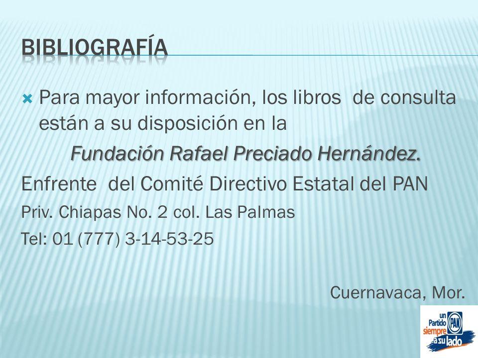 Fundación Rafael Preciado Hernández.