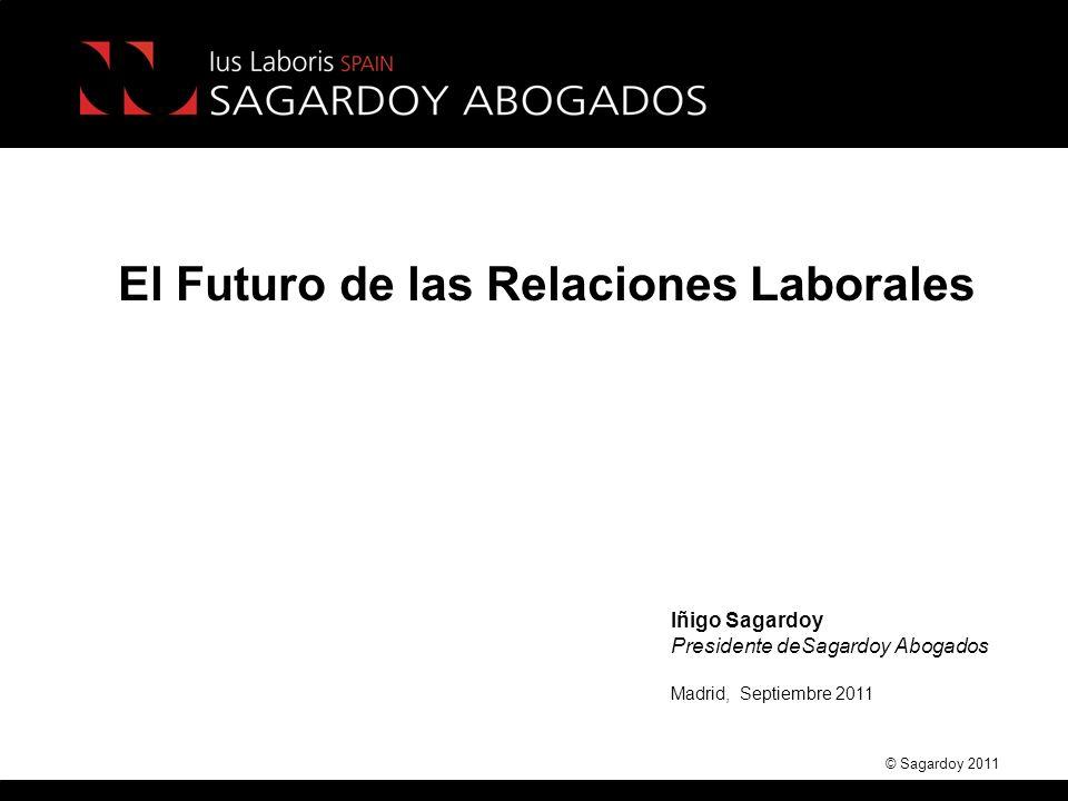 El Futuro de las Relaciones Laborales