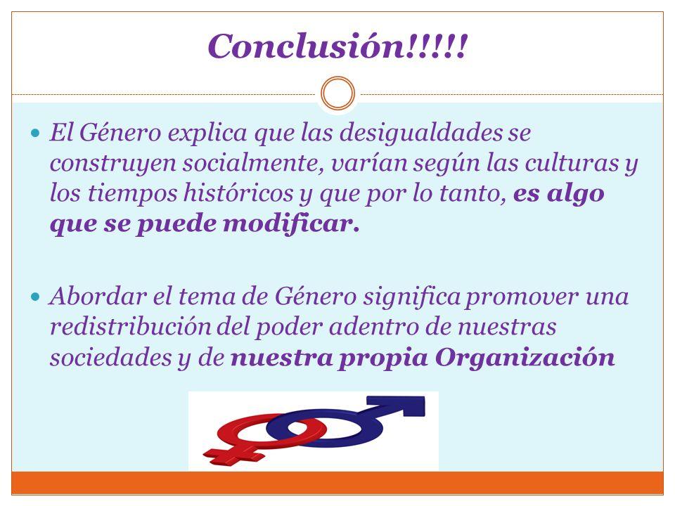 Conclusión!!!!!
