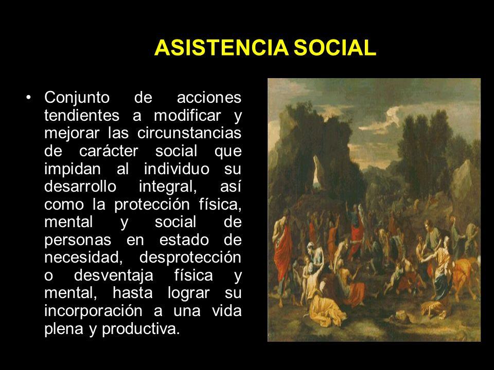 ASISTENCIA SOCIAL