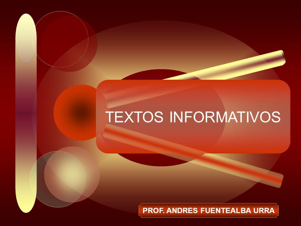 PROF. ANDRES FUENTEALBA URRA