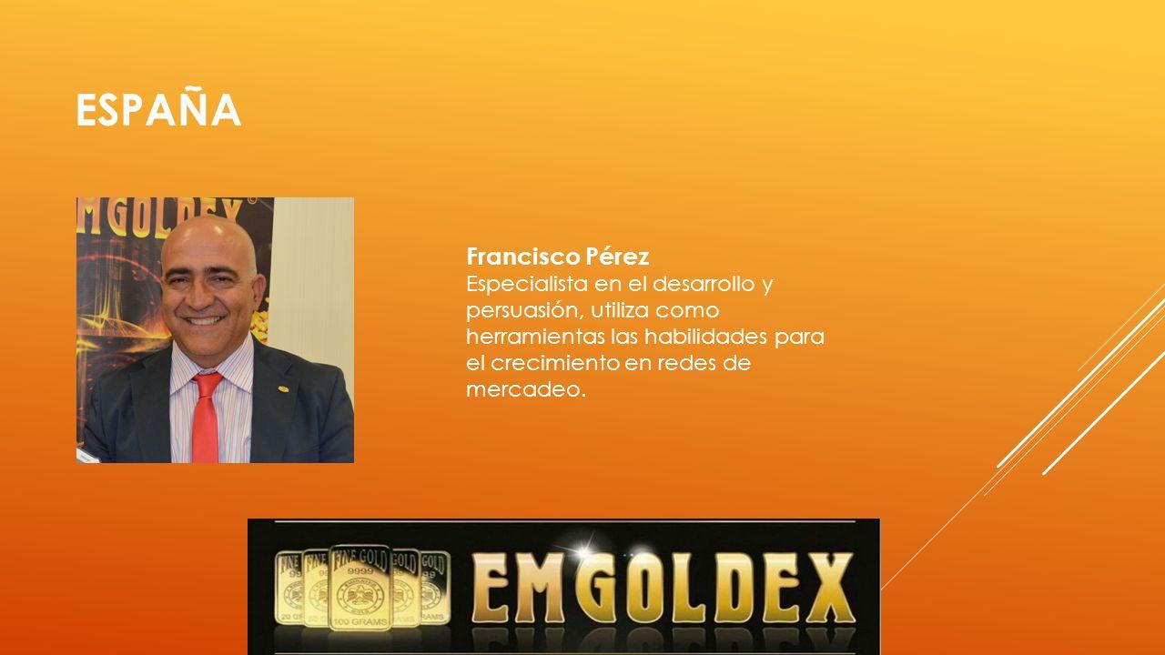 España Francisco Pérez